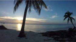 Wschód Słońca na Maya Rivera :)