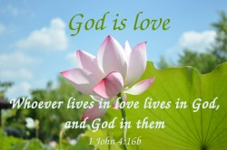 Everyone who loves has been born of God and knows God