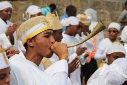 Muzyka koptyjskich chrześcijan w Etiopii