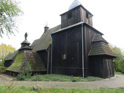 Wierzenica na szlaku kościołów drewnianych w Wielkopolsce