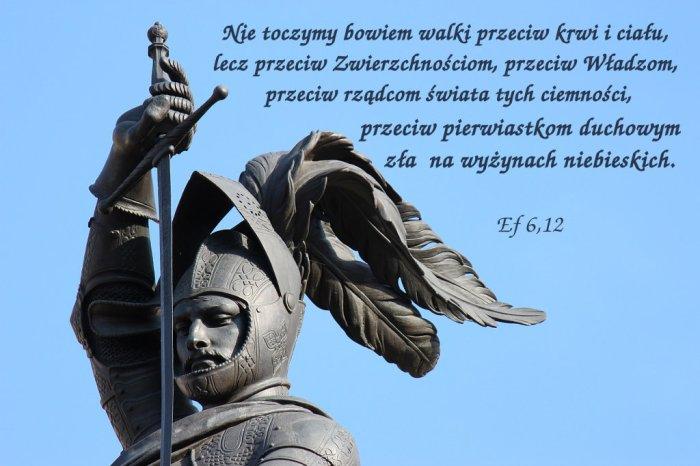 Obleczcie pełną zbroję Bożą, byście mogli się ostać