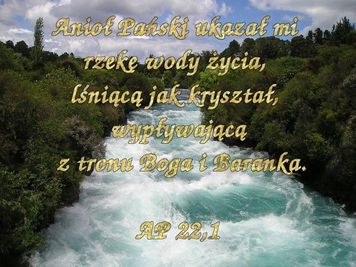 A oto niebawem przyjdę. Błogosławiony, kto strzeże słów proroctwa tej księgi.