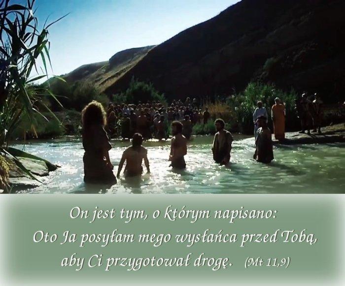 Między narodzonymi z niewiast nie powstał większy od Jana Chrzciciela