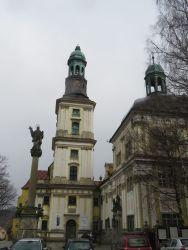Sanktuarium Św. Jadwigi Śląskiej w Trzebnicy