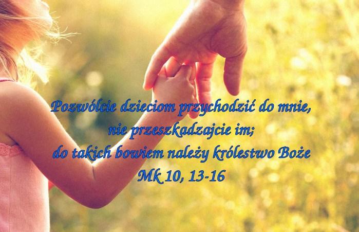 Jesteśmy dziedzicami królestwa Bożego