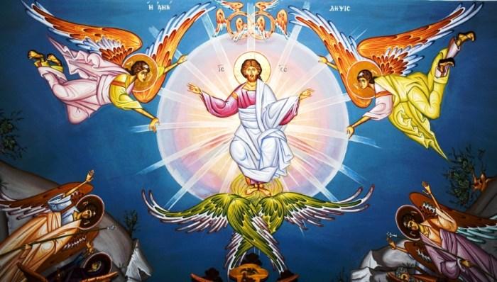 Wiersz Na Wniebowstąpienie Pańskie Perły świetlne