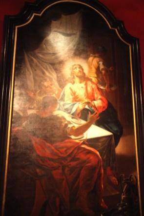Anton Ernst Beyer Wieczerza w Emaus