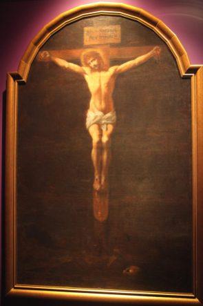 Karl Skreta Starszy Ukrzyżowanie Chrystusa 1670