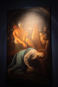 Joseph Ignaz Sadler Drugi upadek pod krzyżem