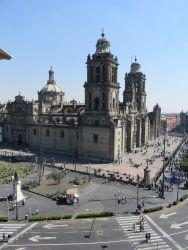 Katedra Metropolitalna  w Mexico City