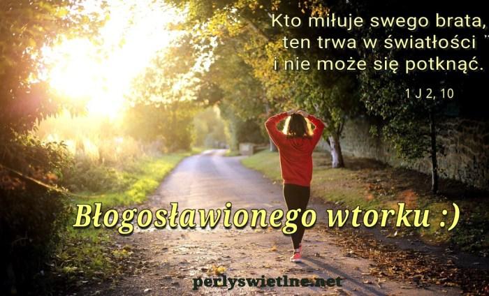 Chodzić w światłości (BŁ)