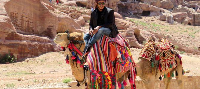 Petra – ruiny skalnego miasta w Jordanii