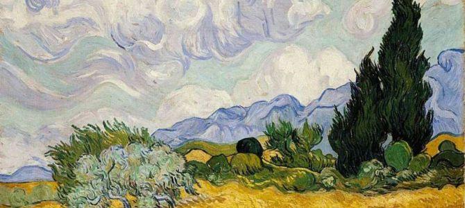 """Kilka słów o Van Goghu przy okazji filmu """"Twój Vincent""""…"""