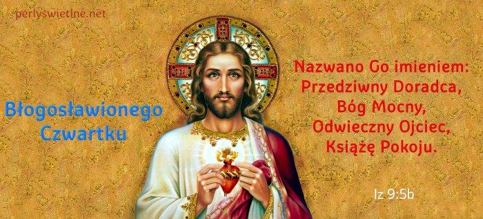 Nazwano Go imieniem: Przedziwny Doradca, Bóg Mocny, Odwieczny Ojciec, Książę Pokoju.