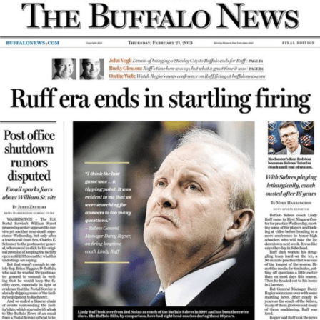 PERM Advertising The Buffalo News
