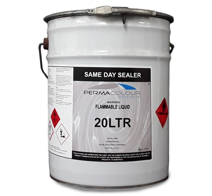 Solvent Sealers Permacolour