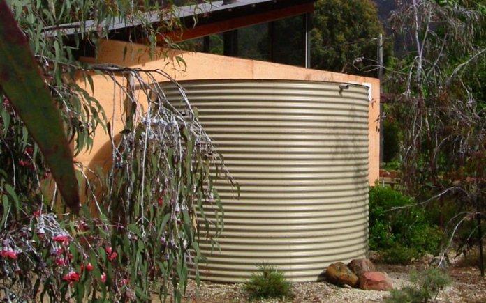 Raccolta Acqua Piovana Permacultura