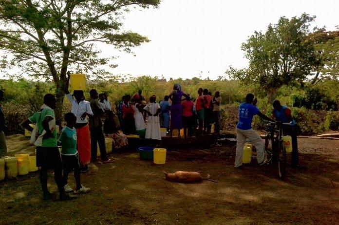 siccità kenya acqua permacultura