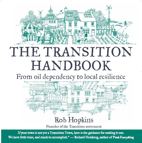 transition handbook by rob hopkins