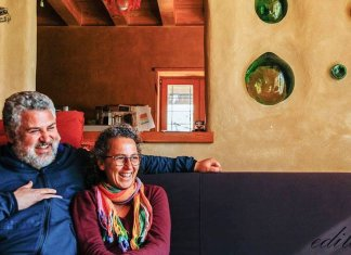 felce rossa permacultura sicilia