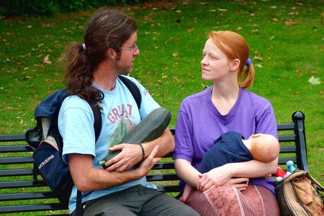 Genitori permacultura Lusi Alderslowe