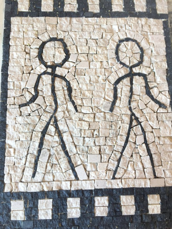 mosaico pietrangolare ragusa