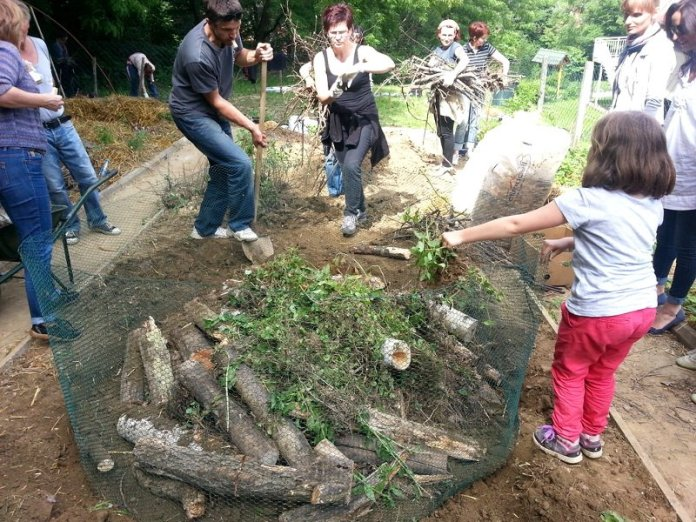 workshop permacultura genitori bambini