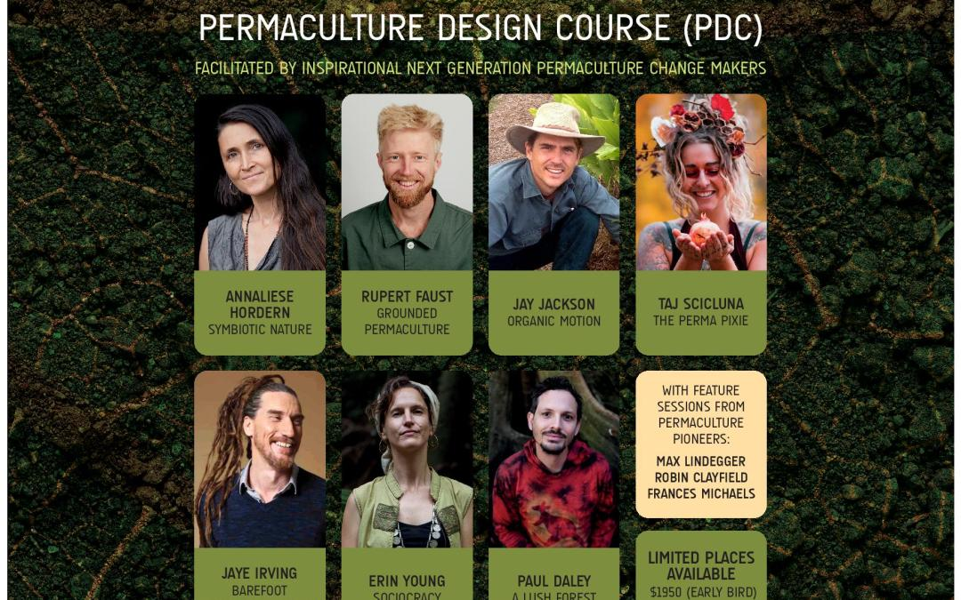 Change Makers Permaculture Design Course