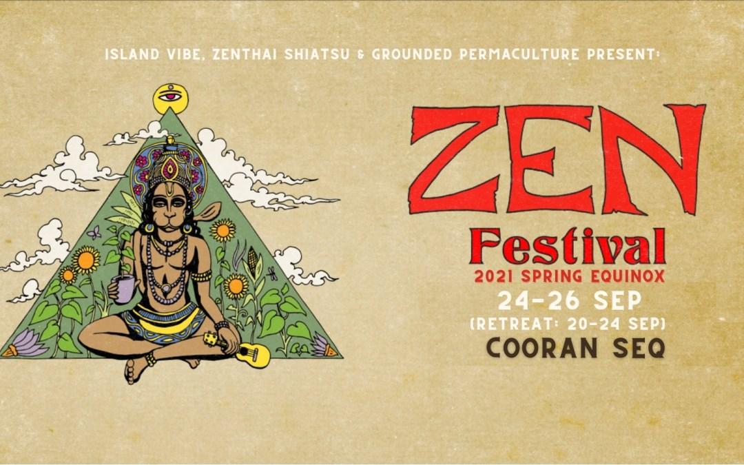 Permaculture Retreat @ Zen Festival 2021
