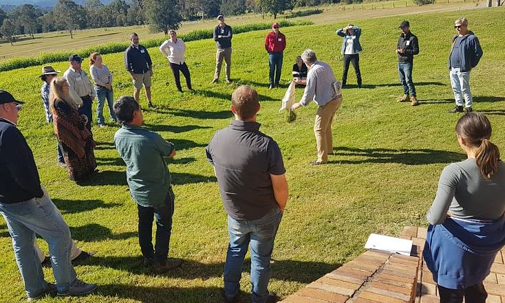 BERRY, NSW HOLISTIC MANAGEMENT COURSE