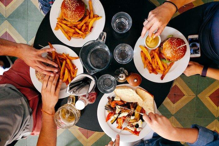 Die Auswirkungen der Lebensmittel, die wir essen