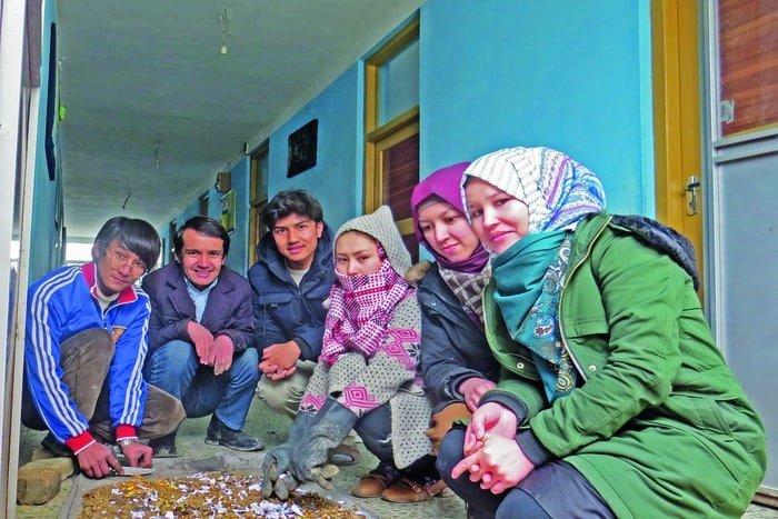 QassimLessani - Preis für Jugend in Permakultur 2019