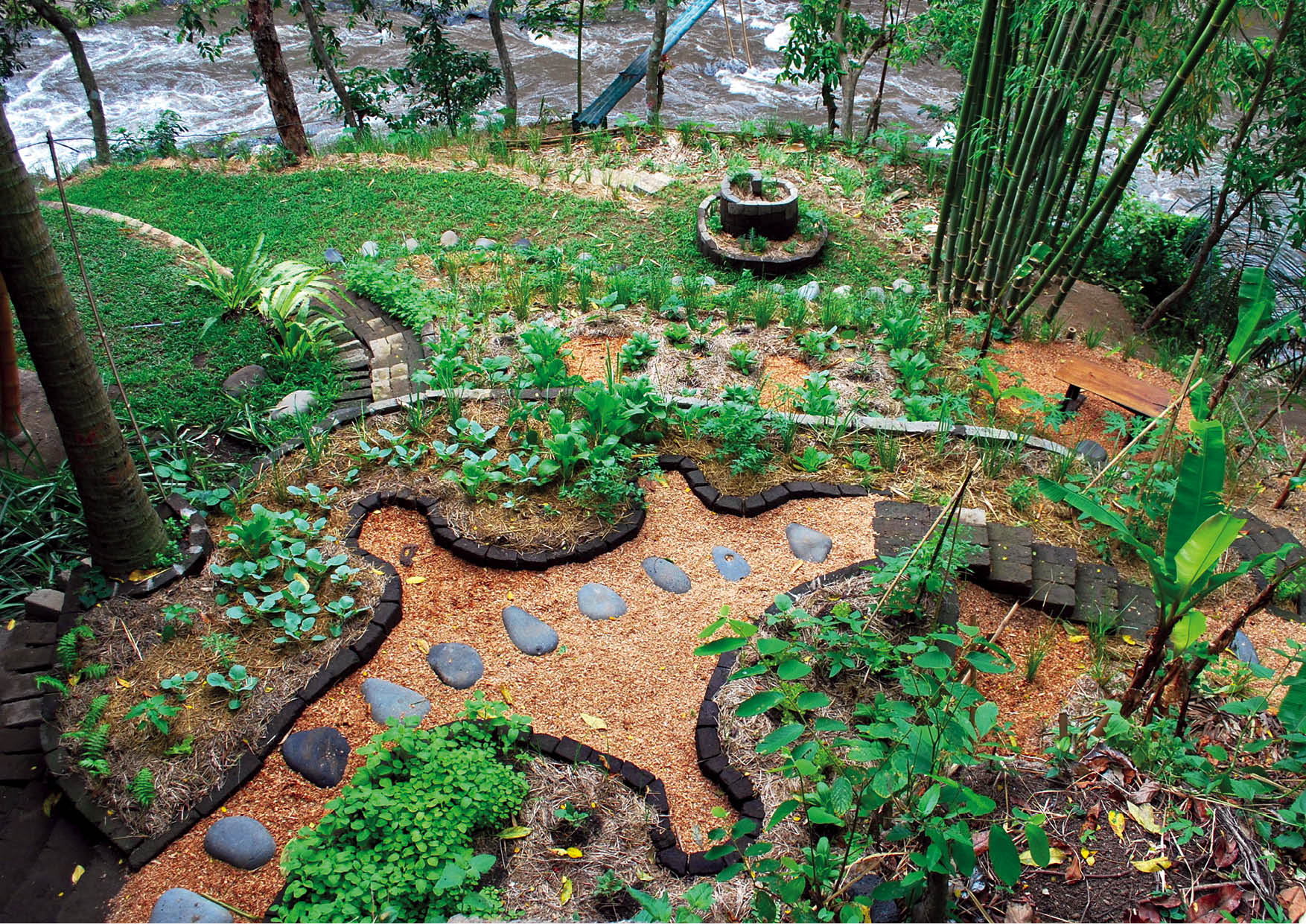 Permaculture Design Principle 7: Design from patterns to ... on Backyard Permaculture Design id=44461