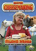 elisabeth fekonia home cheese making