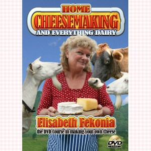 home cheese making dvd