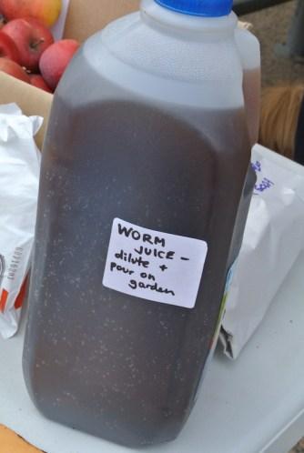 wormjuice
