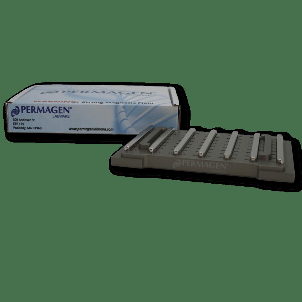96-Wel Bar Magnet Plate For PCR