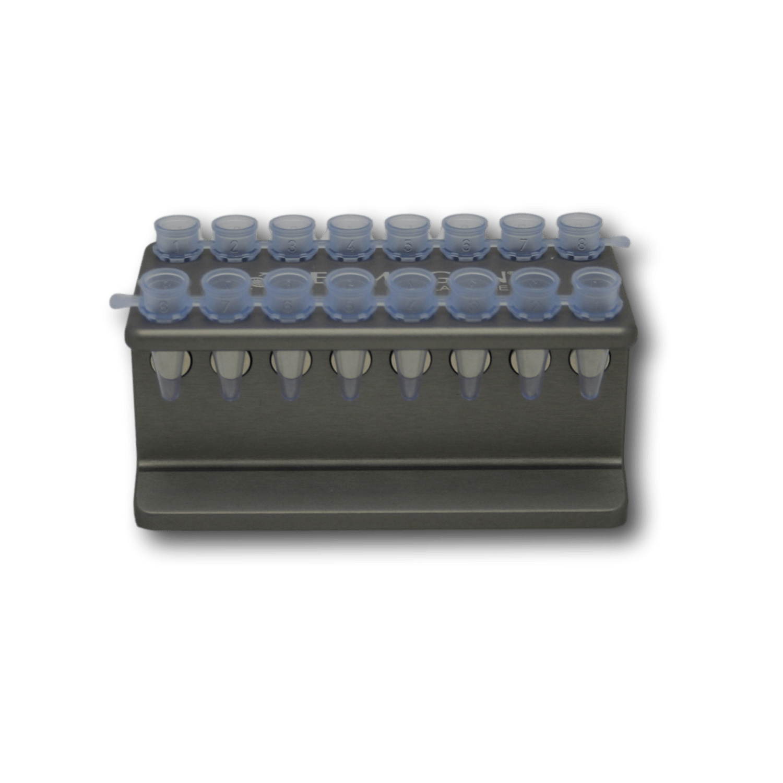 0.2 mL PCR Strip Magnetic Separator Chiller Block