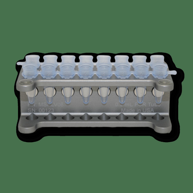 0.2 mL PCR Strip Separation rack low volume