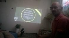 omawiamy program warsztatów - wstęp do permakultury