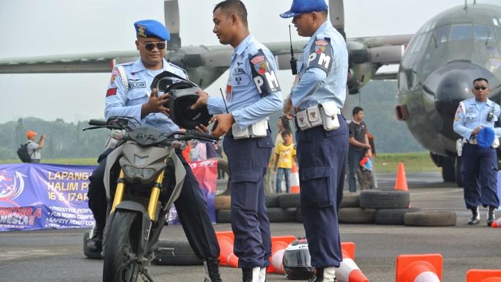 Saat Xabre Tebar Pesona Tentara Berdatangan, Bulan Dirgantara Indonesia Fair