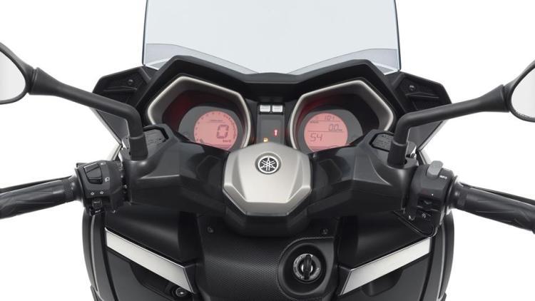 2016-Yamaha-X-MAX-250-ABS-EU-Stonehenge-Grey-Detail-005