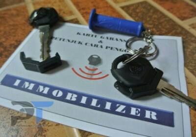 REV Immobilizer Yamaha R25 / MT25