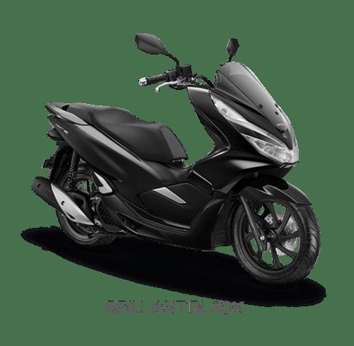 Sparepart New Honda PCX 150 Hitam