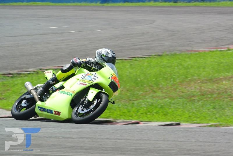 YSR 2018 Seri 2 Kelas Sport 250cc Comm Pro Podium 2