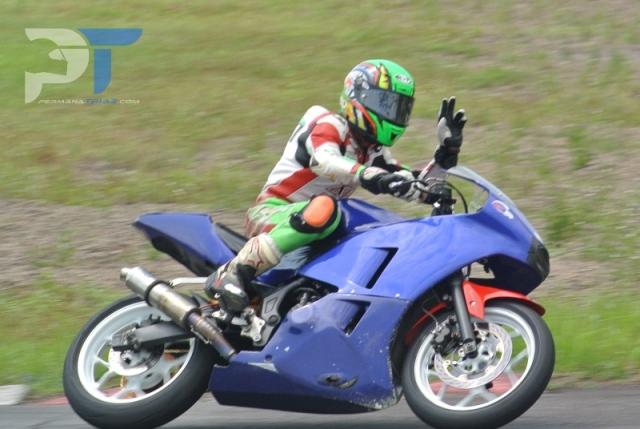 YSR 2018 Seri 2 Kelas Sport 250cc Comm Pro Bambang