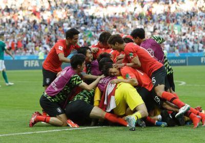 Korea selatan VS Jerman Piala Dunia 2018