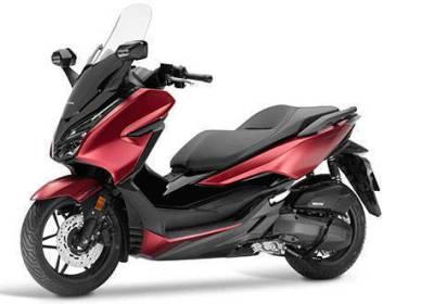Harga All New Honda Forza 250
