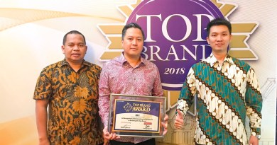 IRC Raih Top Brand Award 2018