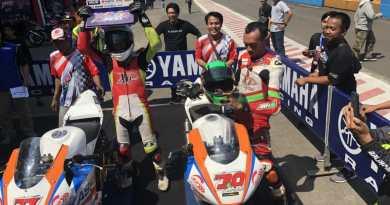 YSR 2018 Seri 3 Sport 250cc Comm Pro
